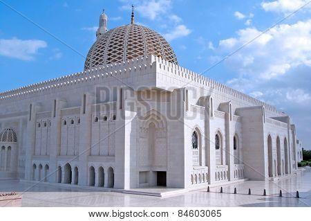 Sultan Qaboos Grand Mosque - Oman