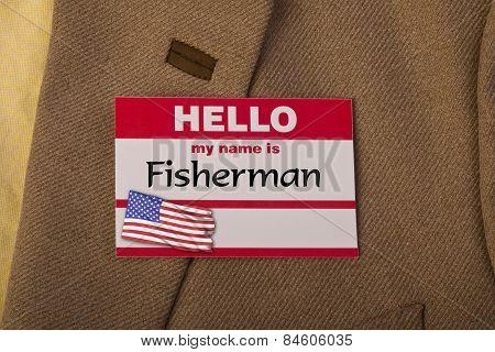 I Am A Fisherman.