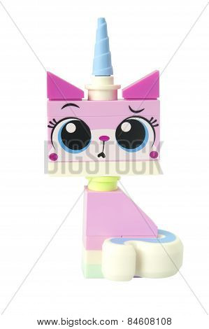 Unikitty Lego Minifigure