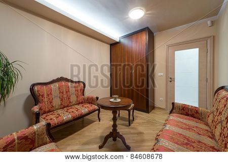Interior Of Classic Furniture