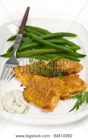 Breaded Fish Fillets