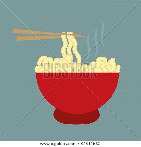 Food design , vector illustration.