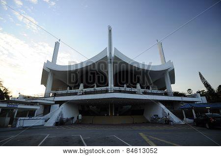 Negeri Sembilan State Mosque in Negeri Sembilan, Malaysia