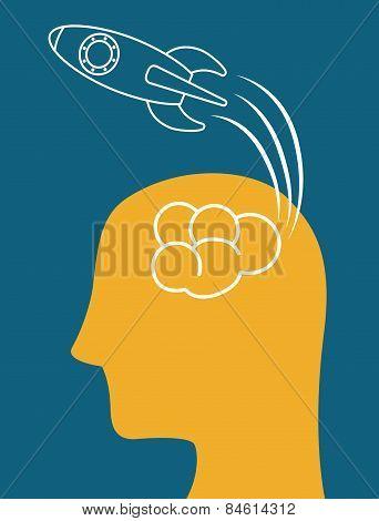 Start up business design, vector illustration.
