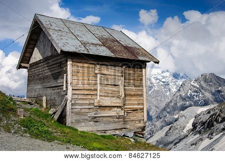 Alpine Shed