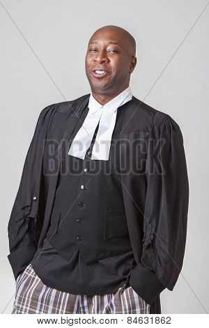 Happy Lawyer