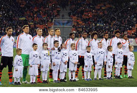 Fc Shakhtar Donetsk Players