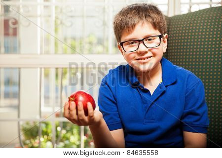 Apples Are Good For You