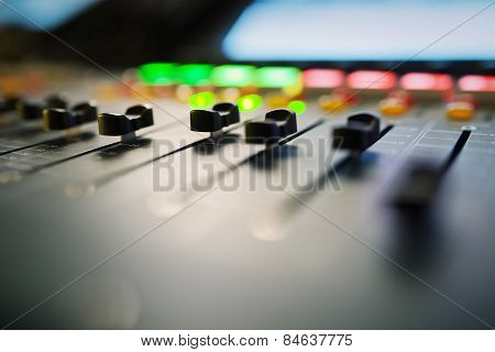 Buttons Equipment