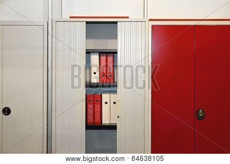 Binder Cabinet