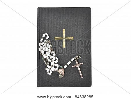 Prayer Book With Chaplet