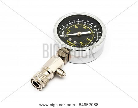 Gasoline Engine Compression Tester Gauge