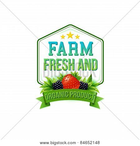 Farm Fresh and Organic Product
