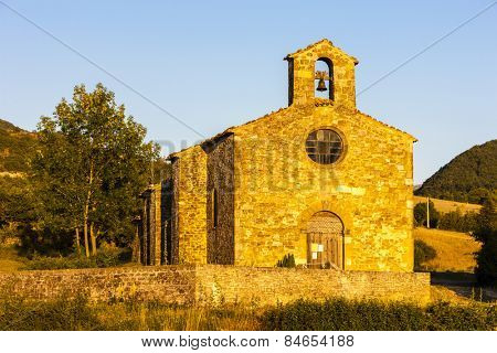 Chapel St. Jean de Crupies, Rhone-Alpes, France