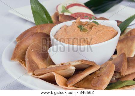 Hummus fresco