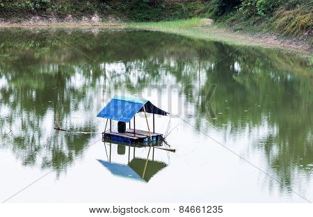 Small Floating House