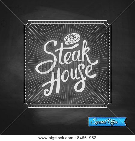 Steak House Special Offer promotion