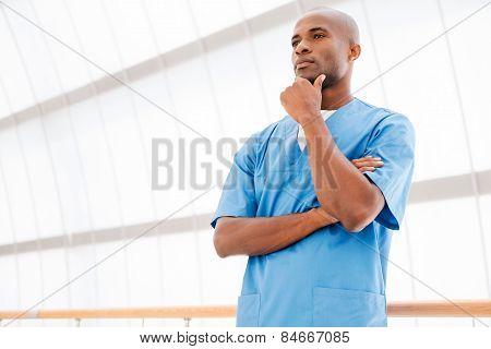 Thoughtful Surgeon.