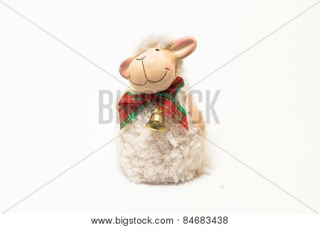 toy funny sheep