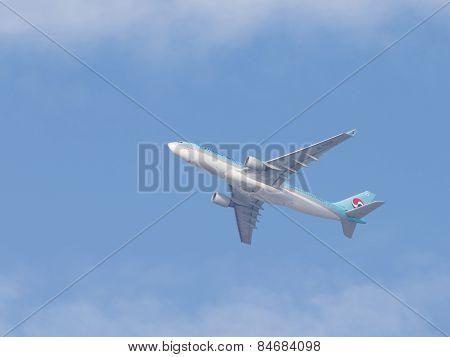 Aircraft Airline Korean Air