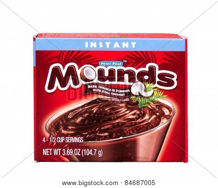 Mounds Pudding