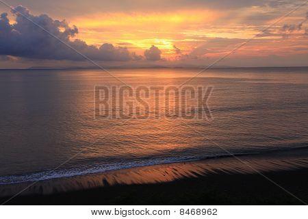 Jaco Beach Sunset
