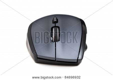 Isolated Wireless Laser Computer Mouse Macro