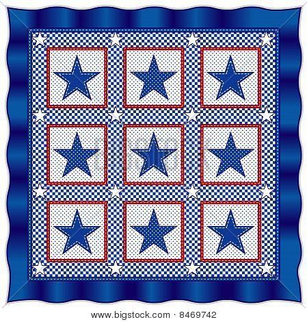 Star Spangled Quilt