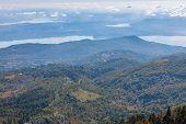 foto of lagos  - The mountain panorama near Lago Maggiore - JPG