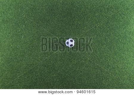 Grass Field and ball