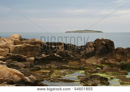 rocks and island 4