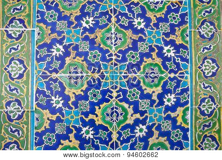Turkish ceramic tiles