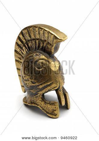 Bronze Greek Helmet