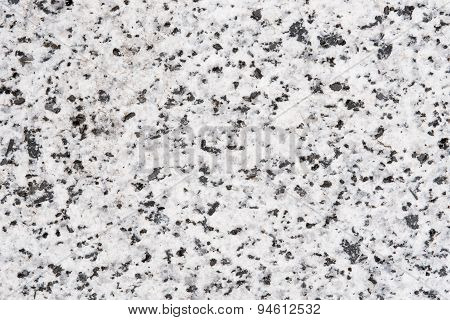 Patterns in granite as a background