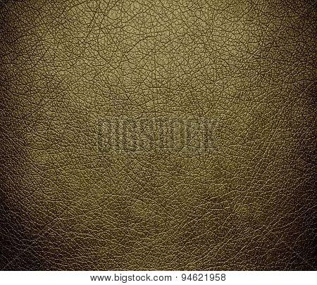 Dark tan leather texture background