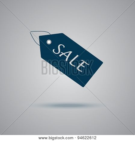 Icon, sale, tag, Isolated