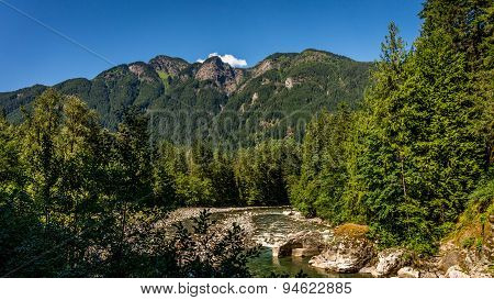 Coquihalla River and Canyon