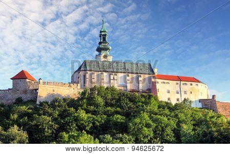 Slovakia - Nitra Castle