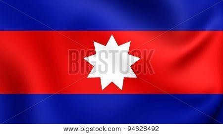 Flag Of Wa State