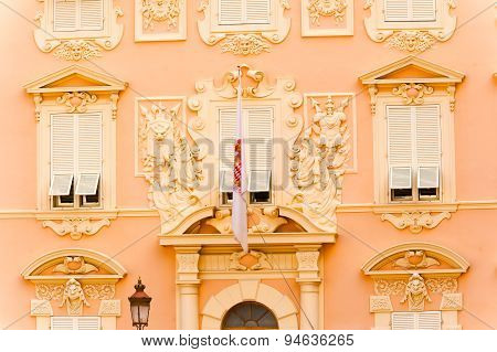 Monaco - Architecture Of Principality