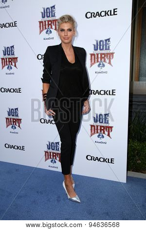 LOS ANGELES - JUN 24:  Charlotte McKinney at the