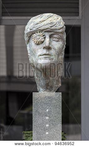 Sculpture Of John Lennon