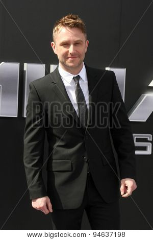 LOS ANGELES - JUN 28:  Chris Hardwick at the