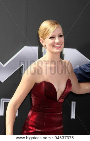 LOS ANGELES - JUN 28:  Beth Behrs at the