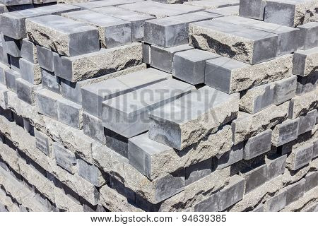 Gray Decorative Brick