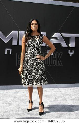 LOS ANGELES - JUN 28:  Tehmina Sunny at the