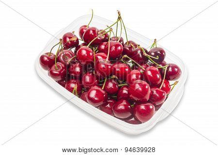 Dark Red Cherries