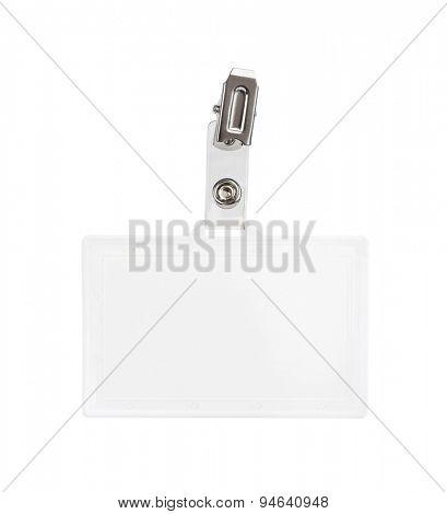 Badge isolated on white background