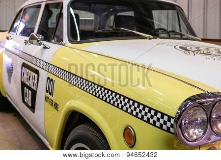 Old Checker Cab