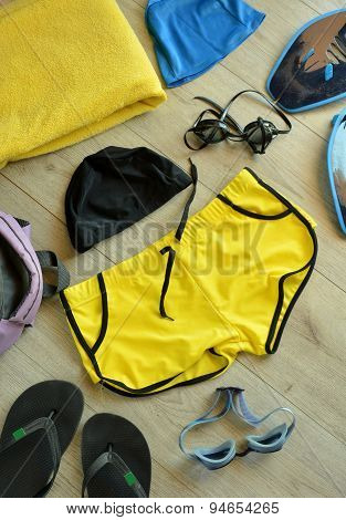 Accessories For Swimming Pool